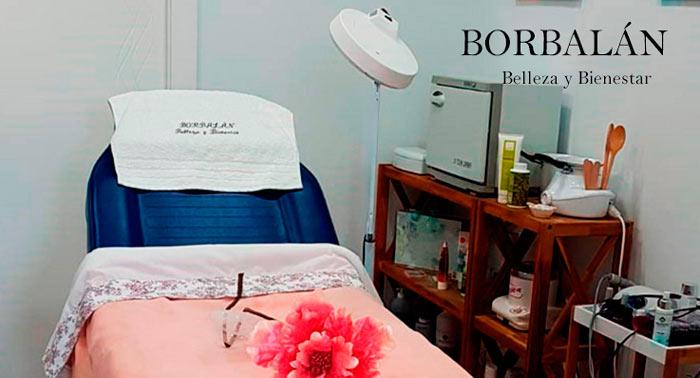 ¿Lista para el buen tiempo? Depilación piernas enteras con Cera Skin's en Estética Borbalan