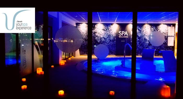 ¡Plan romántico para 2 pax! Circuito Spa Nocturno 60min en Spa Barceló Cabo de Gata Almería