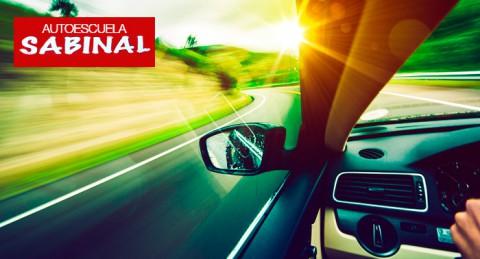 Completo curso para sacarte el Carnet de conducir de coche o moto. ¡Prácticas incluídas!