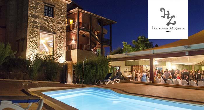 ¡Escapada con encanto a La Calahorra! Alojamiento + Desayuno Buffet + Jacuzzi Privado