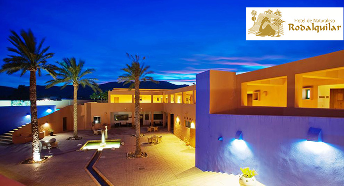 ¡Regala relax y tranquilidad en el Hotel de Naturaleza de Rodalquilar**** & Spa Cabo de Gata!