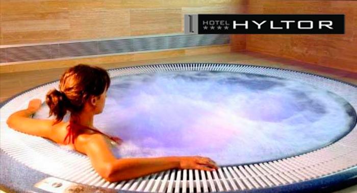 Escapada para 2: Alojamiento + Desayuno + Circuito Hidroterapia + Masaje + Visita y Cata Bodega