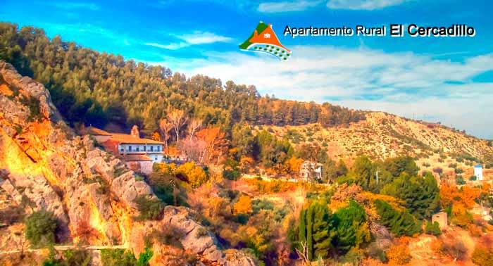 Escapada para 2 a Sierra Magina: 2 Noches de Alojamiento en Apartamento Rural El Cercadillo