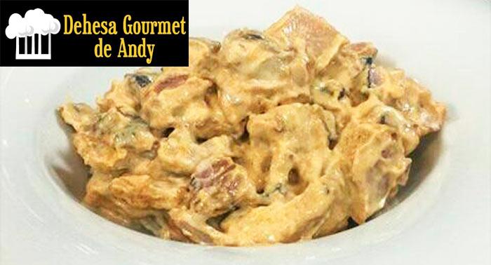 Menú Degustación Gourmet para 2 personas + Bebidas + Postre en La Dehesa de Andy