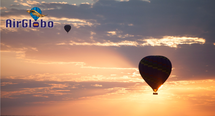 ¡Regala y vive una auténtica experiencia irrepetible con un Paseo en Globo por las Nubes!