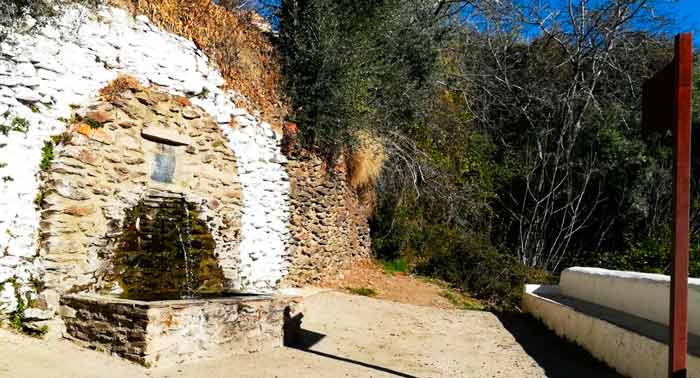 Ruta por Alcútar en Alpujarra granadina y sendero al Río Grande de Bérchules + Aperitivo