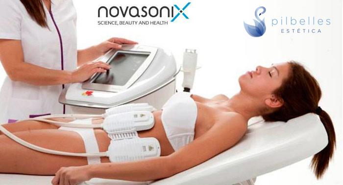 ¡Pon a punto tu silueta! Sesiones de Láser Adipocare Plus de Novasonix + Presoterapia