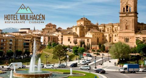 ¡Escapada para 2 personas a Guadix! Alojamiento + Cena o almuerzo o Visita a la Quesería