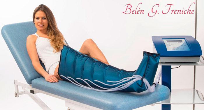 Sesiones de Presoterapia + Tratamiento Anticelulítico o Envoltura Chocolate...¡a lucir piernas!