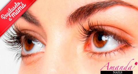 ¡Impacta con una mirada increíble! Tratamiento de Lifting + Tinte de Pestañas