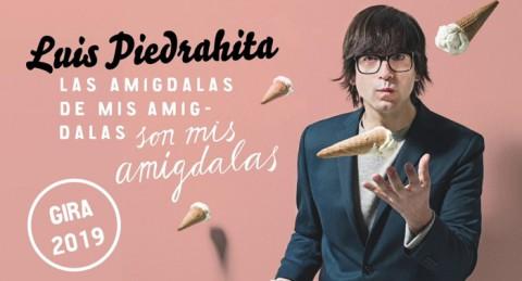 'Las amígdalas de mis amígdalas son mis amígdalas' de Luis Piedrahita en Teatro Cervantes