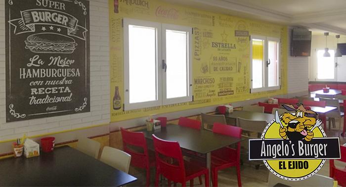 ¡Un plan mítico! Hamburguesa, Bocadillo, Perrito o Pizza Mediana + 1/2 Litro de Refresco