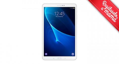 ¡Da vida a tus contenidos con la espectacular Tablet Samsung 10.1'' Galaxy Tab A de 32GB!