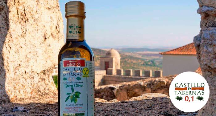 ¡Descubre la Almazara Castillo de Tabernas! Visita + Cata Degustación + Botella Green Olive