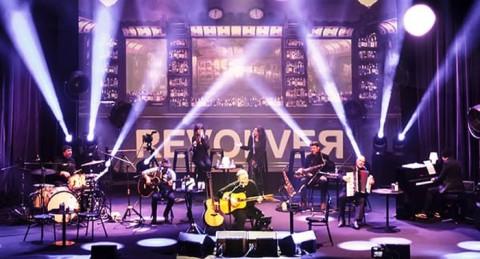 Revolver presenta en concierto su nueva gira 'Básico4' en Teatro Cervantes