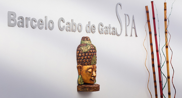 Para 2 pax: Circuito Spa 45 min + Masaje Corporal 15 min en Barceló Cabo de Gata