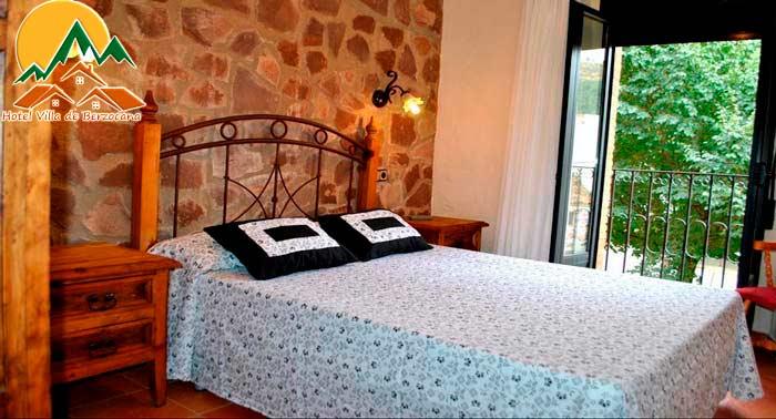 ¡Extremadura para 2 personas! Disfruta de 2 Noches + Desayuno en Hotel Villa Berzocana