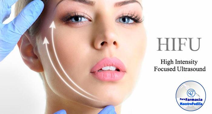 Tratamiento avanzado para reafirmar la piel: ¡HIFU, el lifting facial o corporal sin cirugía!