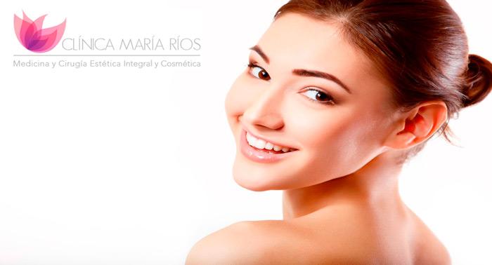 ¡Rejuvenece tu rostro! Descubre el fantástico Peeling Químico Médico en Clínica María Ríos