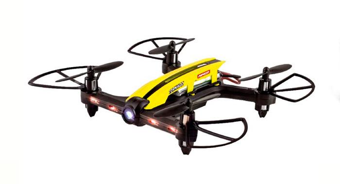 Ideal para iniciarse en el mundo de las carreras: Drone Nincoair Quadrone Tornado Racing