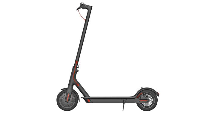 Disfruta sobre ruedas con tu Scooter Eléctrico Xiaomi Mi M365 Negro o Blanco
