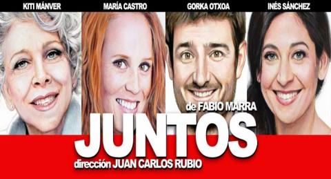 Entradas Zona A para 'Juntos' con Kiti Mánvery María Castro en el Auditorio Roquetas de Mar