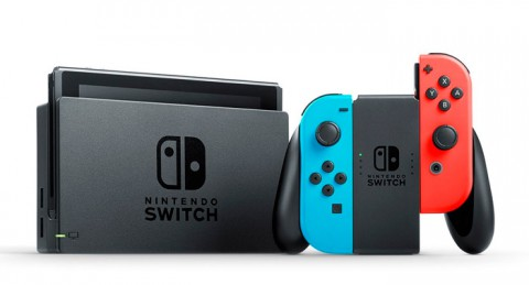 ¿Preparado para probar la nueva Consola Nintendo Switch Neón?