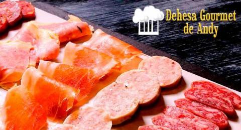 Para 2 personas: Menú Degustación Gourmet + Barra Libre Bebidas + Postre en La Dehesa de Andy