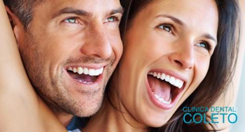 ¡Sonrisa perfecta! Limpieza Bucal o Blanqueamiento Completo + Ortopantomografía + Diagnóstico