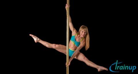 Mejora tu autoestima con clases de Pole Dance: 1 Bono de 4 clases de 90' de Baile en Barra