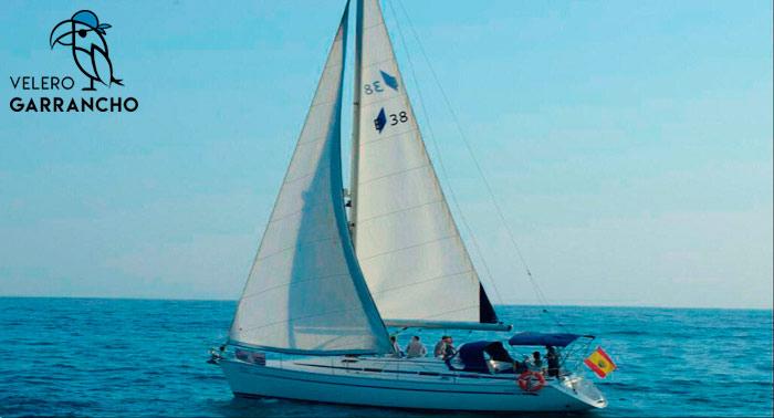 Paseo en Velero de 2h + Snorkel + Bebidas + Aperitivos + Posibilidad Avistamiento Delfines