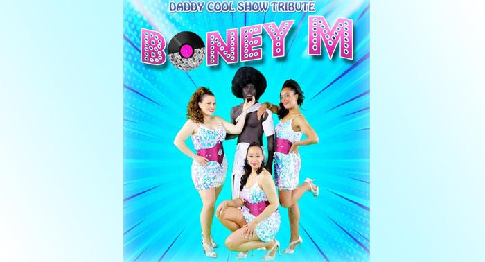 Entradas para Daddy Cool Show Tribute de Boney M en el Centro Cultural de Adra