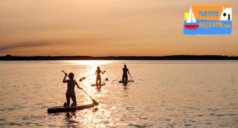 ¡Planazo de Aventura de Turismo Activo con 3 Actividades: Kayak + Tiro con Arco + Paddle Surf!