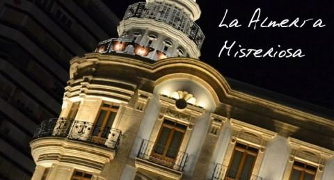 ¡Disfruta o regala! Ruta Nocturna de Almería Misteriosa con el Investigador Alberto Cerezuela