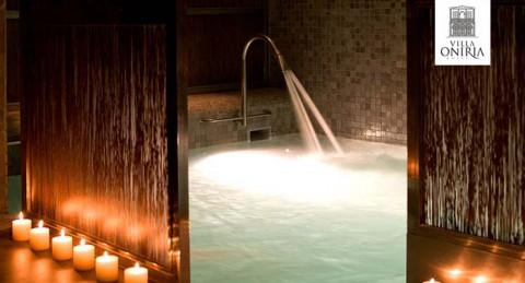 ¡Regala puro relax! Circuito Spa para 2 personas con opción a Masaje en Hotel Villa Oniria