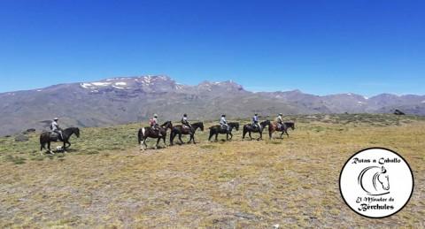 ¡Desconecta y siéntete libre! Ruta a Caballo con una duración de 2h por La Alpujarra Granadina