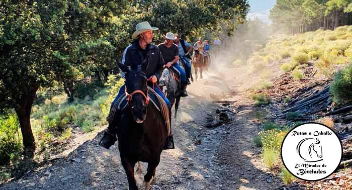 ¡Rodéate de naturaleza! Ruta a Caballo de 5h aprox. + Picnic por La Alpujarra Granadina