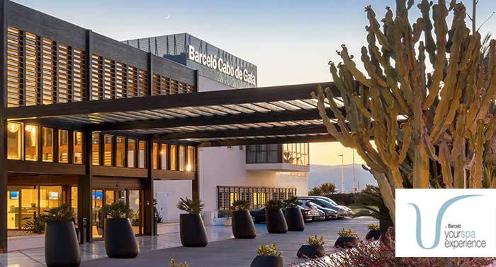 Para 2 personas: Spa Privado de Lujo + Servicios Exclusivos en Barceló Cabo de Gata
