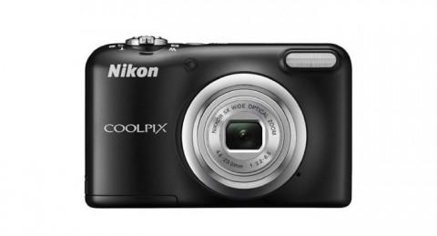 ¡Fotografía y graba cada momento con la espectacular Cámara Nikon Coolpix A10 Negra!