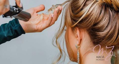 ¡5 o 10 Relajantes Sesiones de Peluquería! Lavado + Peinado + Masaje + Asesoramiento