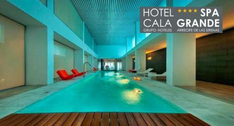 ¡Auténtico relax! Circuito Zen Hidrotermal + Té en Hotel Spa Cala Grande****