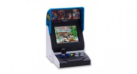 ¡Una auténtica pieza de coleccionista! Descubre la Consola Retro SNK Neo Geo Mini