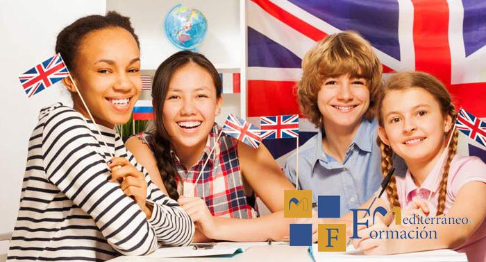 ¡Aprende y mejora idiomas! 1 Mes de Clases de B1 de Inglés en Mediterráneo Formación