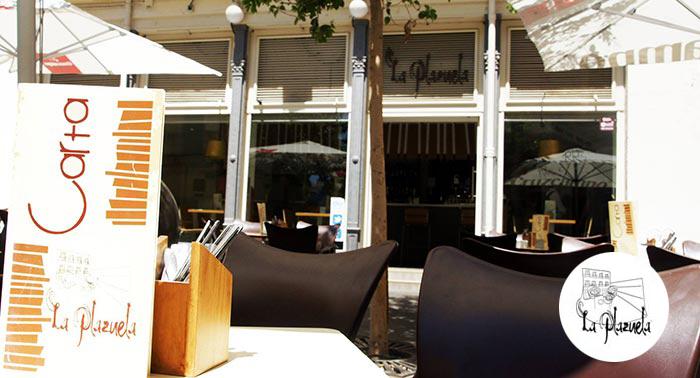 ¡Cocina italiana en pleno centro de Almería! Pasta o Pizza + Bebida en La Plazuela