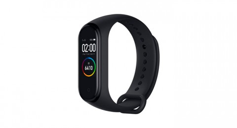¡Mejora tu estilo de vida con la pulsera inteligente Xiaomi Mi Band 4!