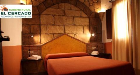 ¡Escapada Rural Gourmet a La Alpujarra! Para 2 pax: Alojamiento + Spa + Desayuno o Menú