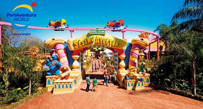 PortAventura Park + Ferrari Land: 2 ó 3 Noches para 2 Adultos y 1 ó 2 Niños desde 252€