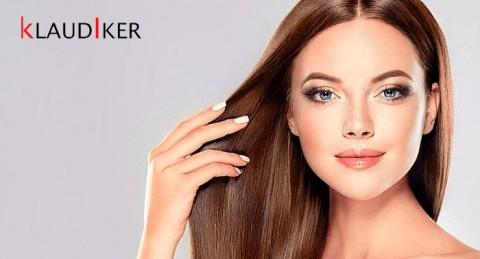 ¡Pelazo! Tratamiento de Keratina con opción a Peinado, Corte o Tinte en Peluquería Klaudiker