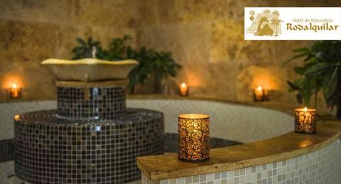 ¡Paraíso de tranquilidad! Para 2 pax: Circuito Spa + Masaje en el Hotel Naturaleza Rodalquilar